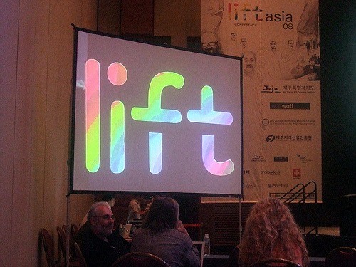 Lift Asia: Serious Fun!