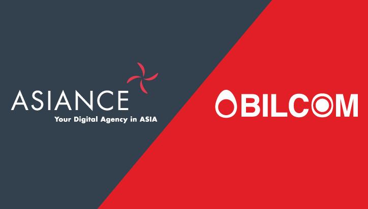 Partnership with Bilcom, Inc