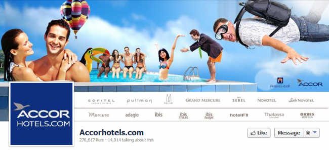 Accorhotels launch in Korea