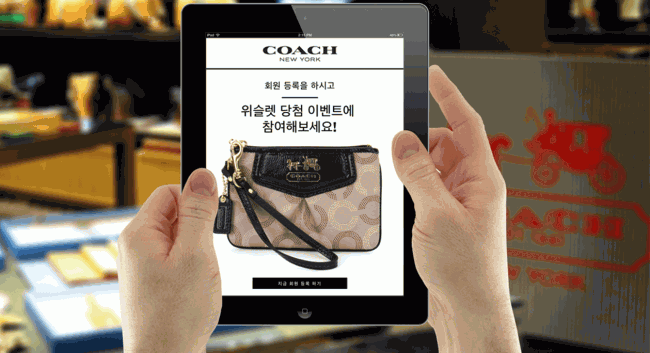 Coach – Shop Web Application