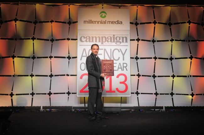 Asiance Wins at the 2013 Campaign Agency of the Year Awards!