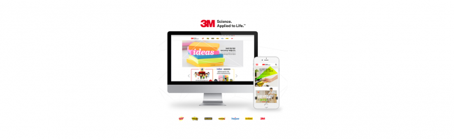 3M e-commerce marketing platform Launching