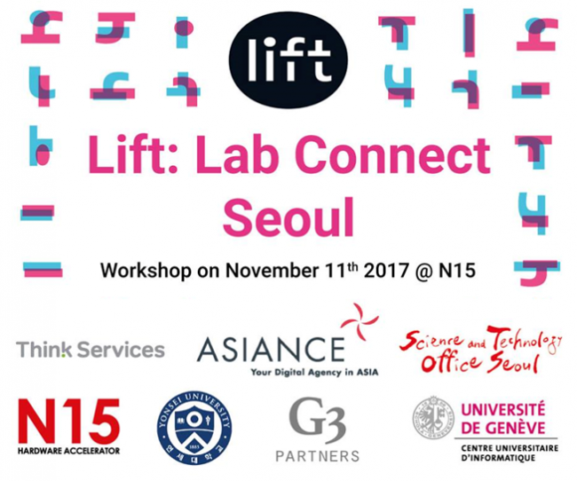 Asiance & Lift:Lab Connect Seoul