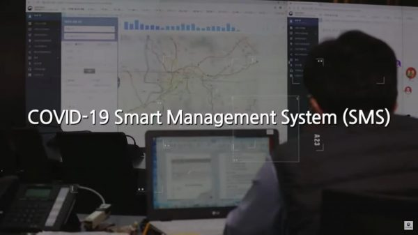 Covid-19 Smart Management System (SMS)